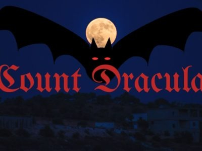Count Dracula is the first production of the Lincoln County On-Stage 2019-2020 season